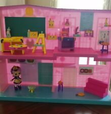 Shopkins Sparkle Hill High School And Accessories