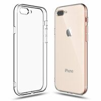 For iPhone 10 X Case Ultra Slim Crystal Clear Protector Shockproof Soft Cover 8