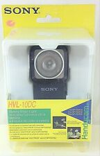 Sony HVL 10DC Camcorder  Flash Battery Video Light, NEW