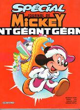 SPECIAL JOURNAL DE MICKEY GEANT n°1584 bis ¤ 1982 DISNEY