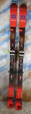2020 Volkl Deacon Lowride 80 177cm w/ Marker Lowride XL Binding