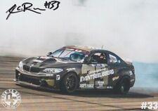 2021 Joshua Reynolds signed Nexen Tire BMW Formula Drift Hero Card