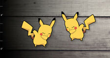 Pikachu Pokemen dab dance deecal sticker