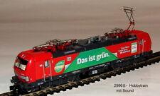 "Hobbytrain 2996 S -  E-Lok BR 193 309 Vectron DB ""Das ist grün"" Ep. VI - Sound"