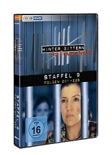 "HINTER GITTERN DER FRAUENKNAST ""STAFFEL 9"" 6 DVD NEU"