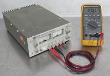 T177285 Hp 6236b Triple Output Power Supply 0 6v 25a020v 05a