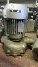 Used dry cleaning machine bermar pump
