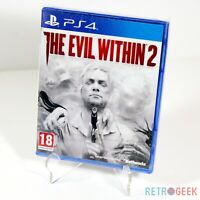Jeu The Evil Within 2 [VF] sur PlayStation 4 / PS4 NEUF sous Blister