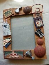 Sports Items, Basketball Picture Frame