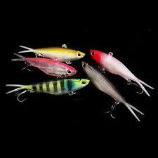 Soft Plastic Vibe Lures x5, 95mm, Vib Vibes Blade trazo transam Fishing Lure