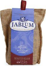 JABLUM DARK ROASTED  GOURMET 8OZ ( WHOLE BEANS )  JAMAICA BLUE MOUNTAIN COFFEE