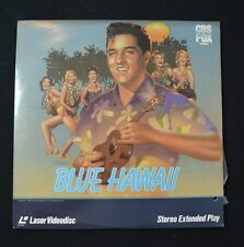 BLUE HAWAII  (1988)  LASERDISC