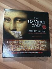 The Da Vinci Code Boardgame based on the motion picture instructional DVD