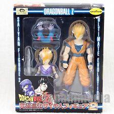 Dragon Ball Z Son Gohan Ultimate Evolution Saiyan Figure 2 Banpresto JAPAN ANIME