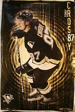 "Sidney Crosby Pittsburgh Penguins 23 x 34"" Poster #3861 Costacos Hockey NHL"