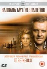 Barbara Taylor Bradford's To Be The Best (DVD, 2003) new and sealed freepost