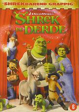 Shrek de derde (DVD)