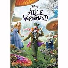 Pre-owned Alice In Wonderland (DVD, 2010)