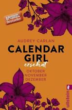 Ersehnt / Calendar Girl Bd. 4 von Audrey Carlan (2016, Taschenbuch)