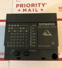 Siemens Net Link Profibus Interface 6GK1415-2AA01 6GK1-415 Used Cheap