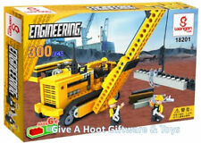 Yellow 8-11 Years Building Toys