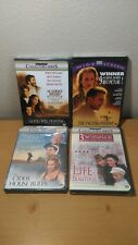 Lot of 4 Dvds English Patient Life Is Beautiful Good Will Hunting Cider House Ru