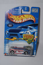Hot Wheels - Star Spangled Series Collector no.081 Deoria II - #3/4 2002
