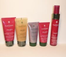 René Furterer Okara Coleur Farbschutz-Shampoo-Conditioner-Spray 5Set 210ml Neuf