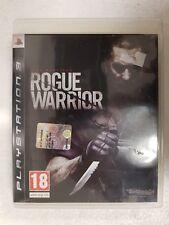 PS3 SONY PLAYSTATION 3 DICK MARCINKO : ROGUE WARRIOR