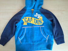 blue hoody age 12-18 months