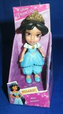 DISNEY PRINCESS COLLECTOR MINI TODDLER DOLL FIGURE JASMINE POSABLE NEW