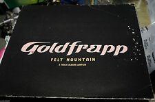 GOLDFRAPP FELT MOUNTAIN ORIG FELT MOUNTAIN VINYL 12'  PROMO 12' 2000 UK SINGLE