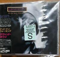 David Bowie – Dead Man Walking Japan CD, Maxi-Single Arista – BVCA-8845 MINT