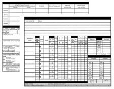 Jeppesen Flight Navigation Log- 10001314