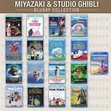 MIYAZAKI & STUDIO GHIBLI-COLLEZIONE i 17 MIGLIORI TITOLI - BLURAY
