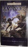 FORGOTTEN REALMS  Promise of the Witch King by R.A. Salvatore (2006) Wizards pb