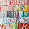 100Pcs Assorted Bundle Quilt Quilting Cotton Fabric Sewing Crafts DIY