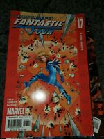 1) Ultimate Fantastic Four #17  vol 1 Marvel 2005 Kubert art