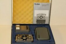 Rollei 35 Classic Edition 35mm Viewfinder Film Camera Kit