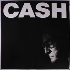 JOHNNY CASH: American Iv: The Man Comes Around LP (Euro, 2 LPs, inners, reissue
