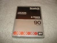 Scotch Blank 8 Eight Track 90 minute cartridge tape sealed