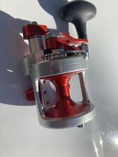 New listing Avet Reels Sx6/4 Raptor Red Thin Color Two Speed ( Limited addition color )