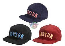 New Burton Darrel Strapback Cap Hat