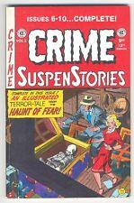 EC Annuals: CRIME SuspenStories #2