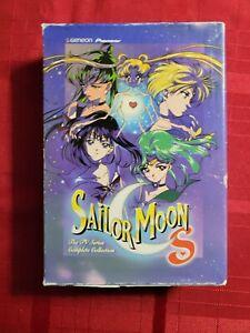 Sailor Moon S Box Set Pioneer Dvd