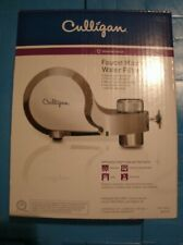 CULLIGAN Faucet Mount Drinking Water Filter With Life Indicator FM-100-C Filter