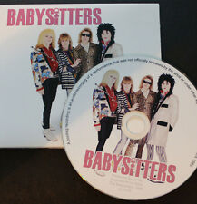 The Babysitters - The All Time Classic 1985 Album - CD NEW! Special Liner Notes