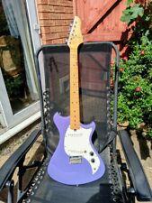 Westone Concord I Purple Electric Guitar, Matsumoku Factory, Made in Japan, 1983
