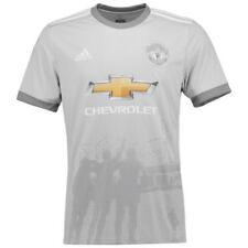 Terza maglia da calcio di squadre inglesi lunghezza manica manica corta Manchester United