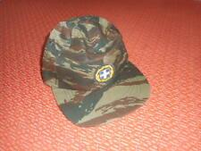 GREEK ARMY HELLAS:GREEK SOLDIER JOCKEY / HAT/CAP -INSIGNIA- 'LIZARD  CAMO'